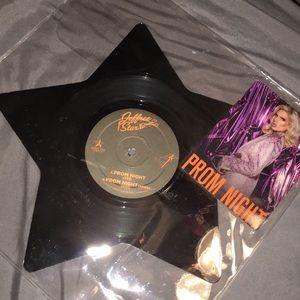 Exclusive halloween Jeffree star vinyl
